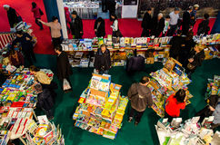 Gaudeamus Book Fair, Bucharest, Romania 2014 Stock Photos