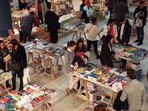Gaudeamus book fair Stock Photos