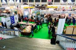 Gaudeamus-Buch-Messe, Bukarest, Rumänien 2014 Stockfoto