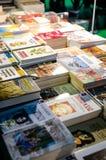 Gaudeamus-Buch-Messe, Bukarest, Rumänien 2014 Lizenzfreies Stockfoto