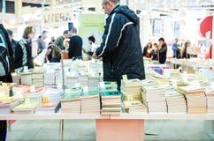 Gaudeamus-Buch-Messe, Bukarest, Rumänien 2014 Stockbild