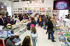 GAUDEAMUS International Book and Education Fair Stock Image