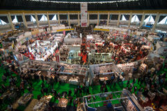 Gaudeamus International Book and Education Fair 2014 Royalty Free Stock Images