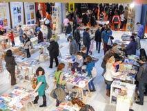 Gaudeamus international fair Stock Images