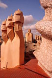 Gaudi´s genious Royalty Free Stock Photography