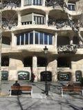 Gaudi στοκ εικόνα με δικαίωμα ελεύθερης χρήσης