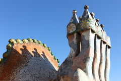 Gaudi Royalty Free Stock Image