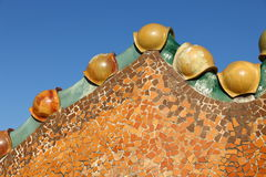 Gaudi Royalty Free Stock Photography