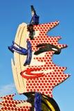 Gaudi architecture royalty free stock photos