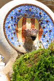 Gaudi architecture Stock Photo