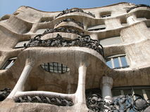 Gaudi Building Stock Photography