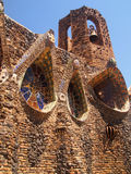Gaudi creation in Barcelona Royalty Free Stock Image
