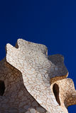 Gaudi cross. statue Stock Photos