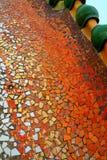 Gaudi detail Stock Image