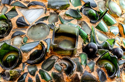 Gaudi and environment Stock Images