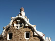 Gaudi Haus lizenzfreie stockbilder