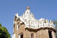 Gaudi hause Stock Images