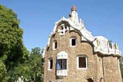 Gaudi hause Stock Photos