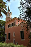 Gaudi House Royalty Free Stock Images