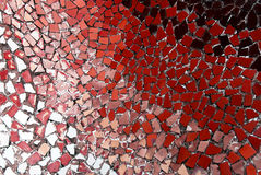 Gaudi Mosaic pattern Stock Photos