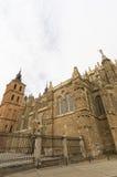 Gaudi Palace Cathedral, Astorga, Pilgrim route to Santiago de Compostela Royalty Free Stock Image