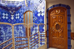 Gaudi's Casa Batlló Stock Photo
