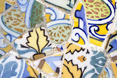 Gaudi's decorates Stock Images