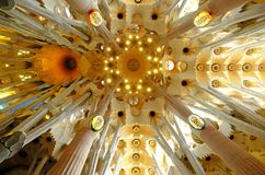 Free Gaudi`s Geometry Stock Images - 118349094