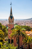 Gaudis House in Barcelona Stock Images