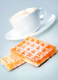 gaufre Photographie stock