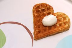 Gaufre photos stock