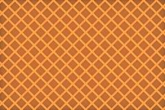 Gaufre belge Waffles le modèle sans couture illustration de vecteur