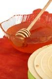 gaufre de miel Photo stock