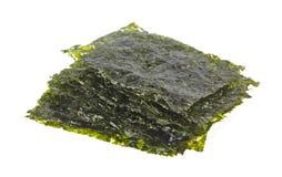 Gaufrettes d'algue Photo libre de droits