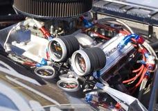 Gauge. Race car gauges with focus on the gauges(shallow dof stock photos