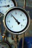 gauge arkivfoto