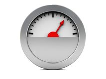Gauge Royalty Free Stock Photography