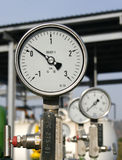 Gauge Pressure Royalty Free Stock Photography