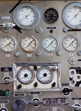 Gauges Royalty Free Stock Photo