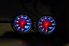 Gauges Royalty Free Stock Images