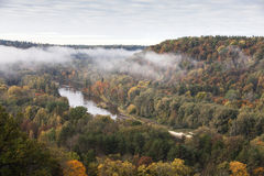 Gauja National Park Royalty Free Stock Image