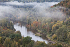 Gauja National Park Stock Photography