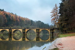 Gaume region i Belgien Royaltyfri Fotografi