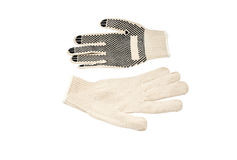 Gauntlet gloves Stock Photography