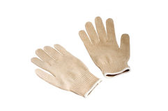 Gauntlet gloves Royalty Free Stock Photo