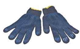 Gauntlet gloves Royalty Free Stock Photography