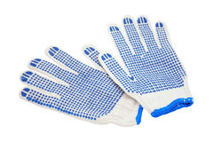 Gauntlet gloves Royalty Free Stock Images