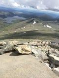Gaustadtoppen Rjukan Norwegia zdjęcia stock