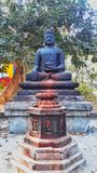 Gautam buddha royalty free stock photo