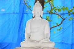 Gautam Buddha medytacja zdjęcie stock